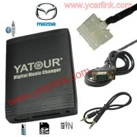 Quality Mazda 2003-2011 USB SD AUX MP3 Interface Adapter (YATOUR Car Digital CD Changer) for sale