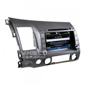 Buy cheap Car Stereo For Honda Civic Sat Nav DVD Autoradio , GPS Sat Navigation product