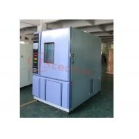 Damp Heat And Cold Climate Temperature Humidity Chamber 150L 7 TFT LCD Screen