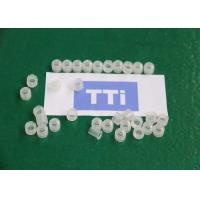 Buy cheap Tansparent Injection Moulding Parts For Electronic Plastic Tubes product