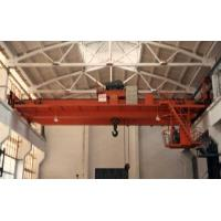 Buy cheap 5t, 10t QD Electric Overhead Crane with Hook For Eneral Machinery Assembly Workshops product