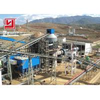 Buy cheap High Efficient Quick Lime Rotary Kiln Plant / Limestone Production Line product