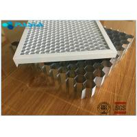Buy cheap Thermal Insulation Honeycomb Material , Honeycomb Structure A3003H18 product