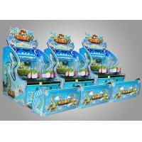 Canival Coin Operated 2 Player Arcade Shooting Machine For Children Park