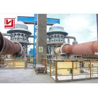 Buy cheap Active Lime Calcination / Limestone Production Plant With High Capacity Output product