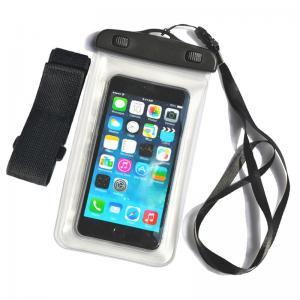 Saco impermeável do pvc do telefone celular, saco móvel impermeável, saco móvel impermeável transparente do PVC