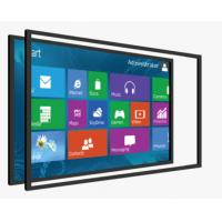 Buy cheap 80 Inch Ir Multi Touch Frame For TV / Monitor Screen , Great Performance product