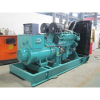 Buy cheap 50Hz / 60Hz Electronic 3 Phase Diesel Engine Power Generator Universal Design product