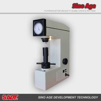 Buy cheap Motorized Rockwell Hardness Tester High Measuring Accuracy With Dial Indiation product