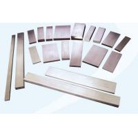 Buy cheap PED Bright Stainless Cold Drawn Steel Bar 317L 321 , Finish HL NO.1 from wholesalers