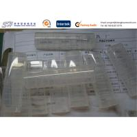 Buy cheap Small Clear Plastic Storage Container PP Polypropylene , Collection Plastic Coin Containers product