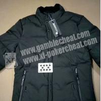 Buy cheap Jacket Poker Exchanger Without Noise And Exchange Cards Fast , Poker Cheat Device product