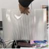Buy cheap 2021Hot sale 3D lenticular sheet clear PET Lenticular 75 lpi lens sheet 3D flip from wholesalers