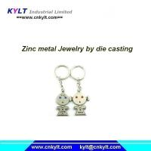Zinc/Zamak jewelry making processes with die casting machine