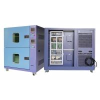 China 120 Patterns High / Low Temperature Chamber Color Touch Panel Control System on sale