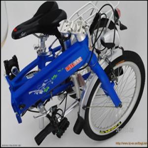 Buy cheap Складывая электрический велосипед product