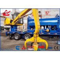 Buy cheap CE Certified Portable Hydraulic Scrap Baler Logger for Waste Car Scrap Light Metal product