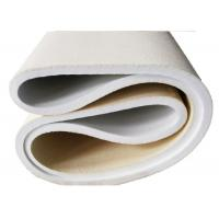 Buy cheap PES Nomex High Heat Insulation Blanket Non Slipping For Knitted Fabric Compactor product