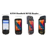 Buy cheap IP65 Industrial PDA Terminal 134.2K LF RFID Card Reader OEM and ODM Service product
