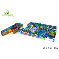 Amusement Park Children Indoor Playground , Indoor Playground Equipment