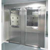 Buy cheap Air Shower for Persons and materials with 4 doors controlled by PLC and touch screen product