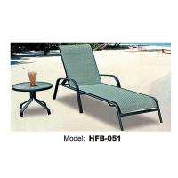 Textilene Fabric Metal Outdoor Pool Chair Chaise Lounge Of Chary55