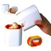 Buy cheap Mini Plastic Vegetable Cutter Reusable , Egg Fruit And Vegetable Chopper from wholesalers