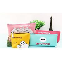 Buy cheap durable pu leather pencil case/bag product