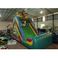 Buy cheap Circus inflatable obstacle courses inflatable elephant obstacle course funny clown inflatable obstacle course product