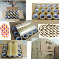 Buy cheap China manufacturer BOPP material Rolls Heavy Duty Packing bopp packing tape from wholesalers
