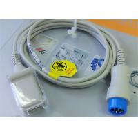 Buy cheap Compatible Spo2 Adapter Cable / SPO2 Extension Cable Mindray Beneview T5 / T8 from wholesalers