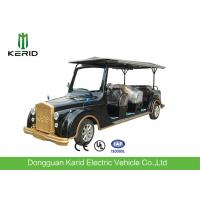 Powerful AC Motor Electric Shuttle Bus Utility Vehicle 11 Passengers For Recreation