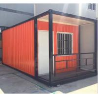 Buy cheap Villa Luxury Container Homes , Prefabricated Container Homes Time Saving. product