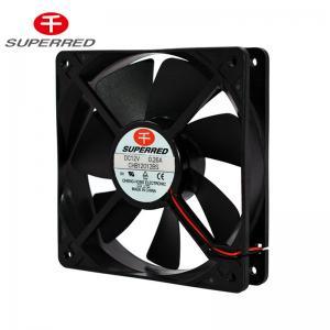 Buy cheap 1238 12V 24V 48V DC Brushless Cooling Fan For CPU product