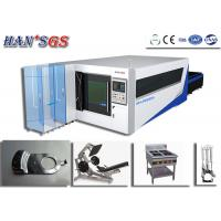 China CNC Sheet Metal Laser Cutting Machine Used In Sports Equipment , Auto Spare Parts on sale