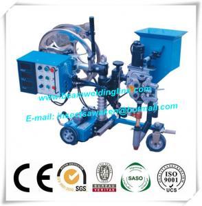 Máquina automática de la soldadura al arco sumergida con la estructura compacta de la carretilla