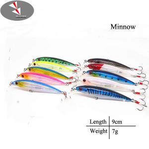 Buy cheap señuelo duro de los piscardos del señuelo de la pesca de los piscardos 9cm/7g product