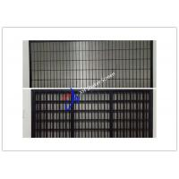 Buy cheap Framed Mongoose Shaker Screen For Oil Filtration / Drilling Waste Management product