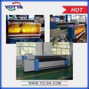 Buy cheap Máquina de impressão UV da bandeira do cabo flexível da impressora híbrida UV do inklet para a venda product