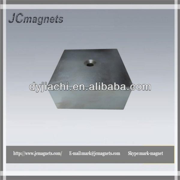 Arc segment motor ndfeb magnet 103353382 for Rare earth magnet motor