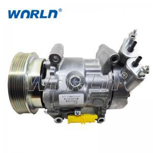 Buy cheap 6V12 Variable Displacement Compressor For Peugoet CITROEN 206 307 C2 C3 9646273880 6453LN product