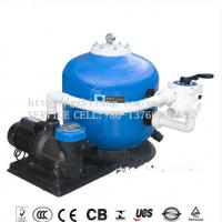 Top Mounted Swimming Pool Water Well Sand Filter With Pump 99355454