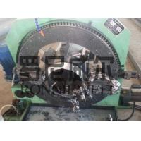 Buy cheap Industrial Pipe Prefabrication Line Cutting Beveling Integrating Machine product
