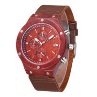 Buy cheap Simple design dial wooden watch case wooden watches for men product