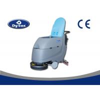 China Dycon 18 Inch And 20 Inch Orange Floor Scrubber Dryer Machine With 180W Brush Motor on sale