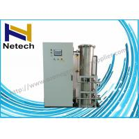 Buy cheap Stable Water Cooled 500G/Hr Ozone Generator O3 Concentrator / Wastewater Treatment Equipment product
