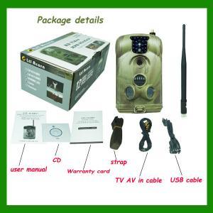 Buy cheap 12MP No Glow game camera hunting camera trail Camera Wild Animal Game Scouting Camera product