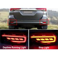 China LED Rear Bumper Light and Stop Light for TOYOTA All New Fortuner 2016 2017 on sale
