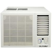 Buy cheap 12000btu R410a window aircon mechanical control cooling only remote control product