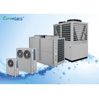 Buy cheap EVI High Cop Low Ambient Air Source Heating Pump Automatic Intelligent Control System product